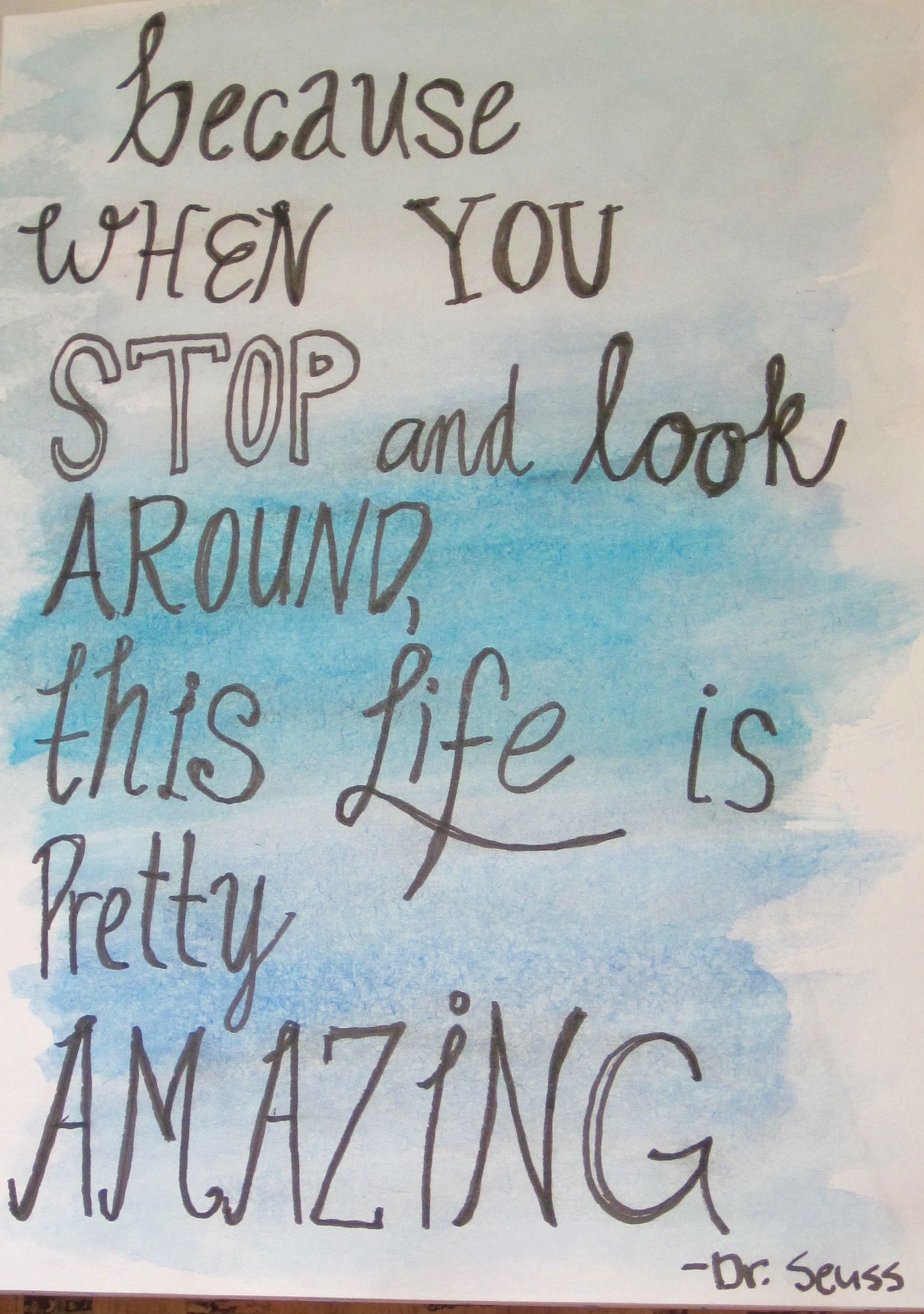 Dr. Seuss Quotes. Inspirational Quotes.