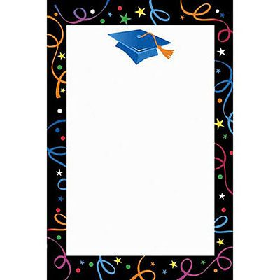 free printable graduation borders