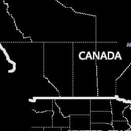Canada Doppler Weather Radar Map AccuWeathercom 20160724