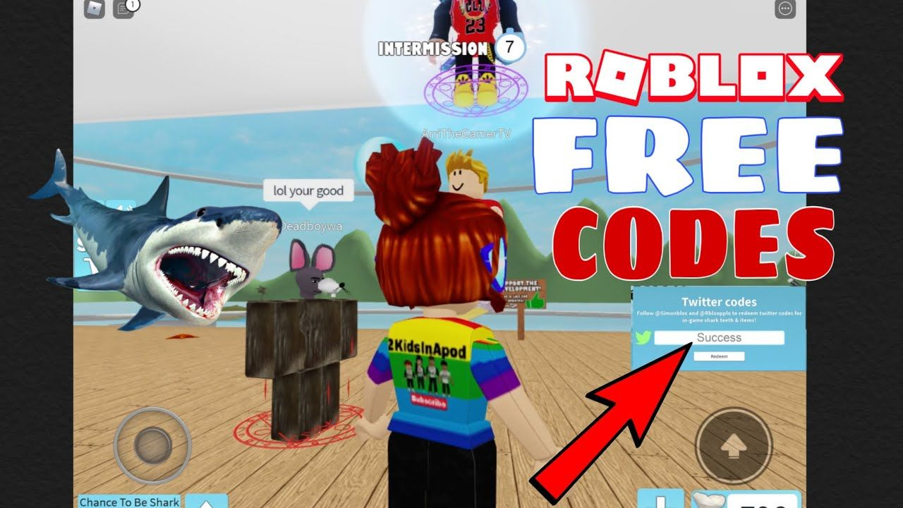 I Played Shark Attack With My Friends And I M The Lone Survivor Free C In 2020 Lone Survivor Shark Attack Roblox