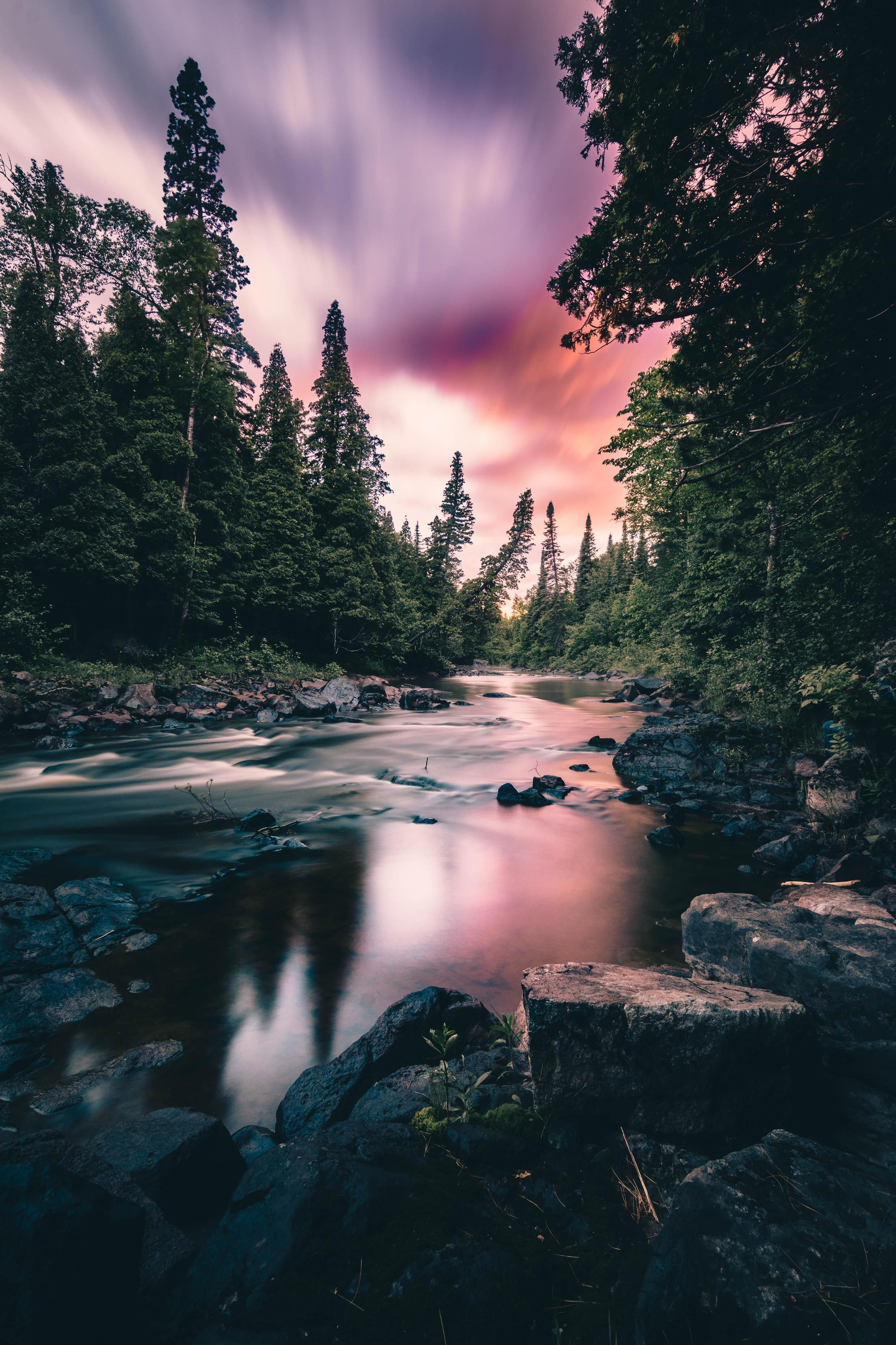 Interesting Photo Of The Day River Sunset With Nd Filter Nature Photography Nature Pictures Landscape Photography