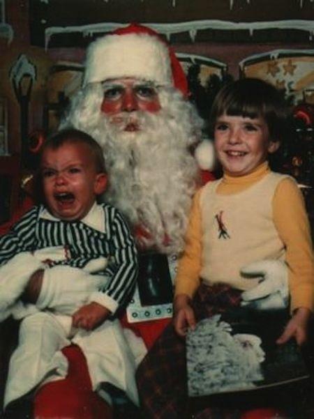 The 25 Most Awkward Photos With Santa Funny Santa Pictures Santa Funny Santa Pictures