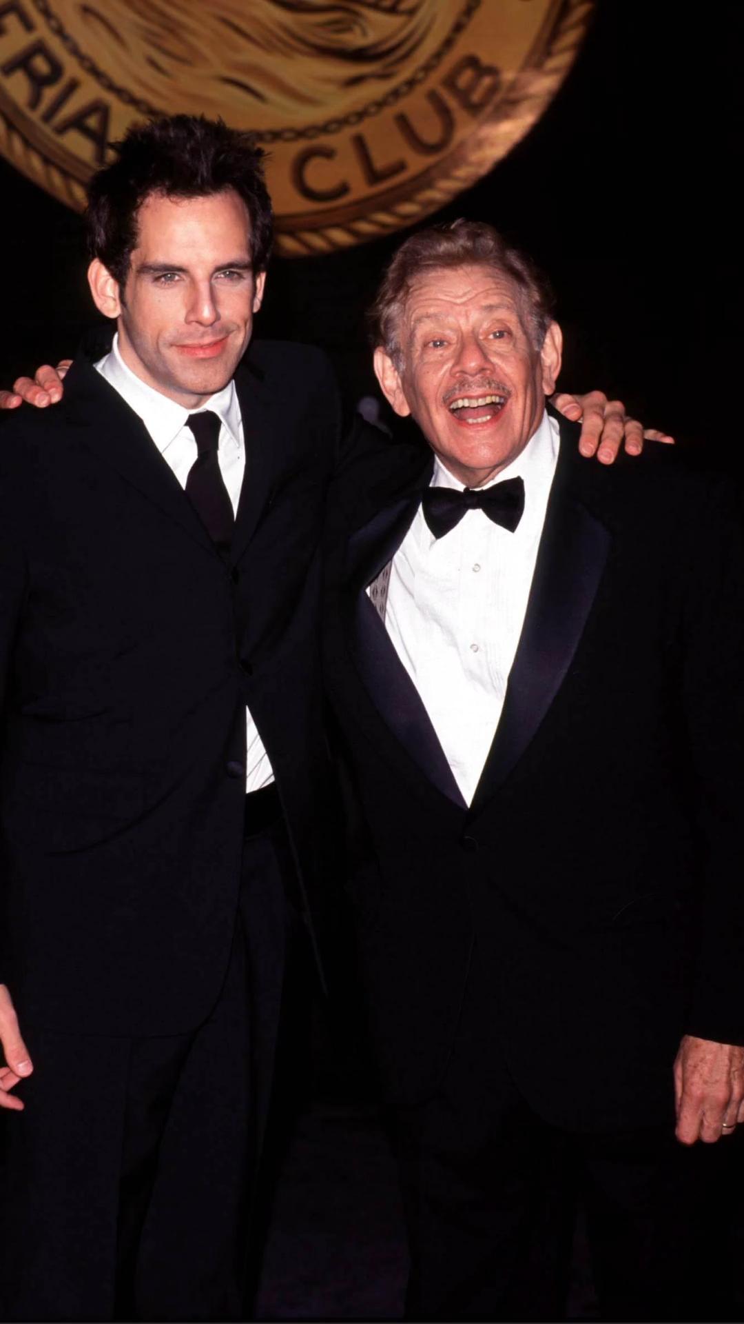 Jerry Stiller war ein weltbekannter Schauspieler und Comedian, doch auch seine Familie ist in der Branche erfolgreich. Wir stellen sie euch vor. #jerrystiller #benstiller #jerrystillerfamilie #kingofqueens #schauspiellegende