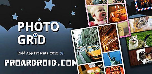 تطبيق PhotoGrid Photo Collage v6.68 لتعديل الصور