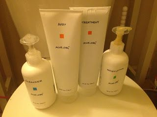 As Well As Elle acne review