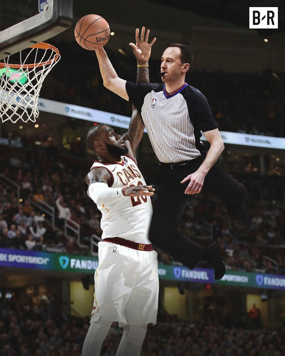 Lebron Ejected For The First Time In His Career Nba Funny Nba Memes Basketball Motivation