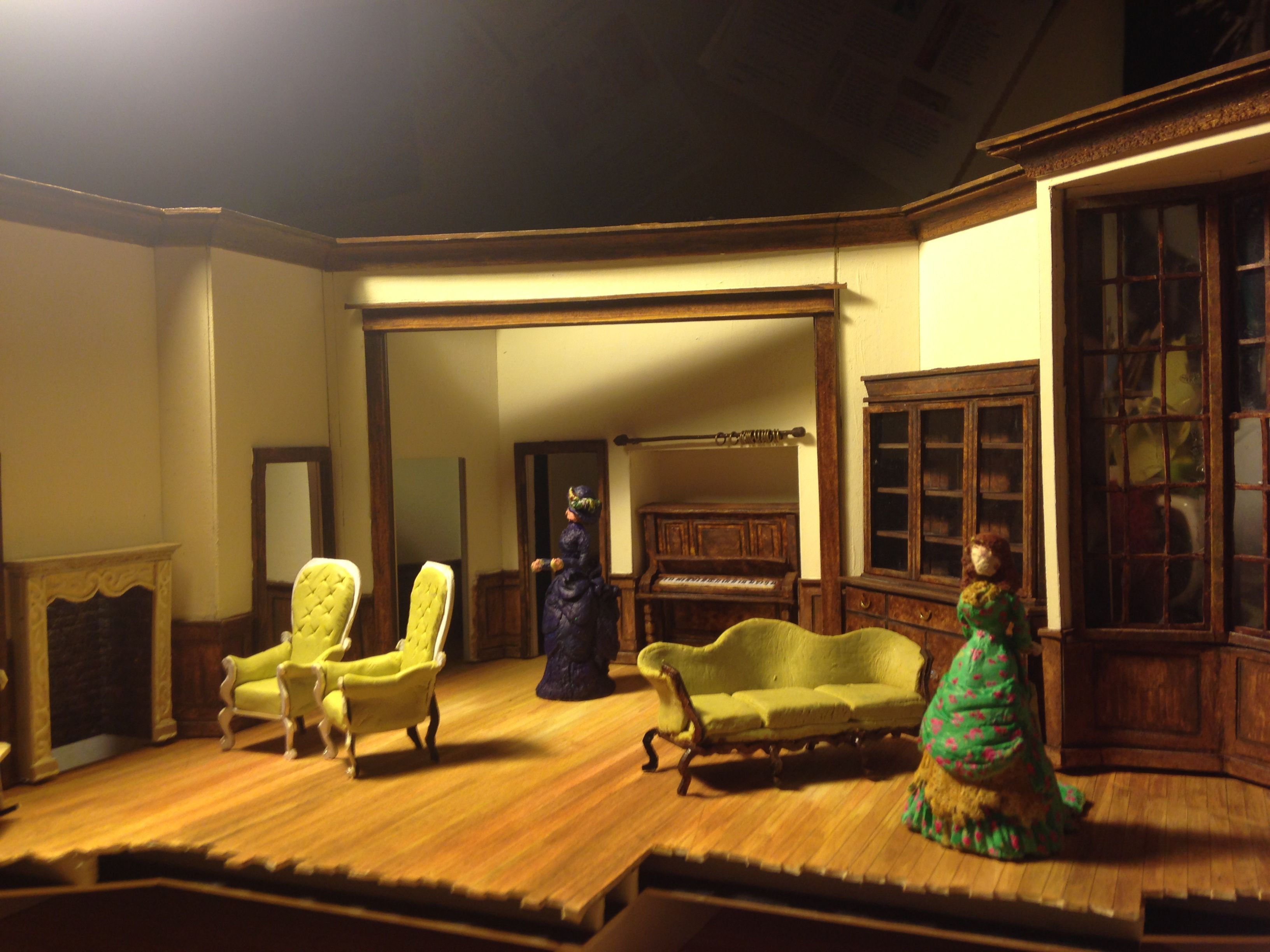 The Process Model Bof For Henrik Ibsen S A Doll S House 1 25