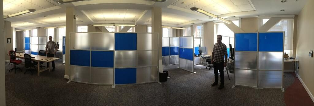modern room partitions and office divider walls iDivide Your