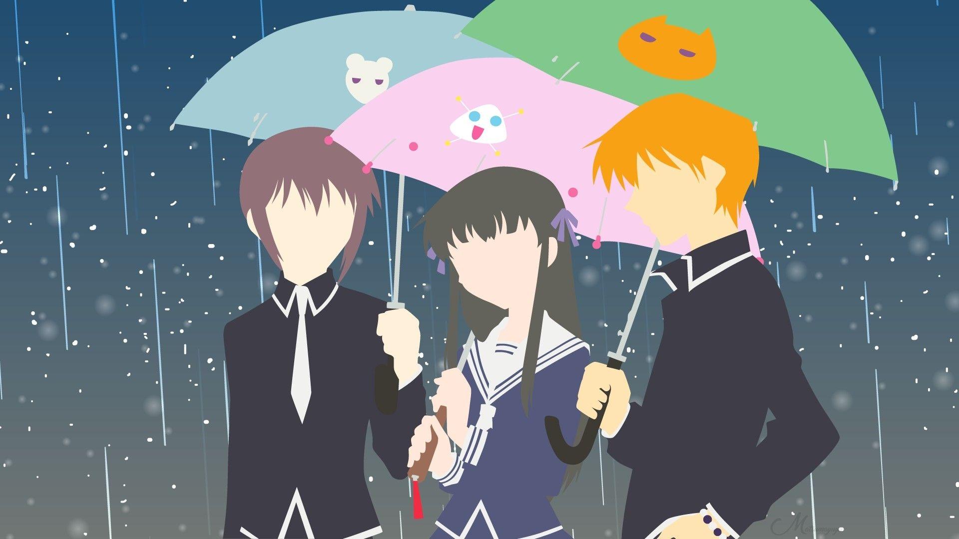 Fruits Basket 2019 New Anime Remake Fruits Basket Anime Fruit Basket Anime Anime Wallpaper