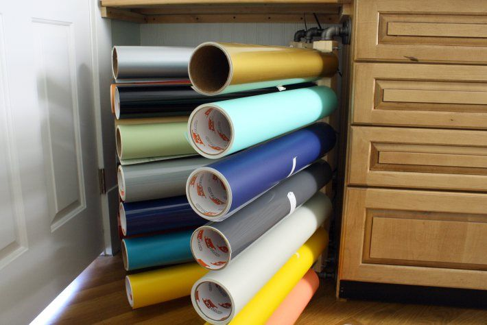 Our Diy Christmas Gifts Vinyl Storage Racks Vinyl Storage Vinyl Gifts Diy Storage