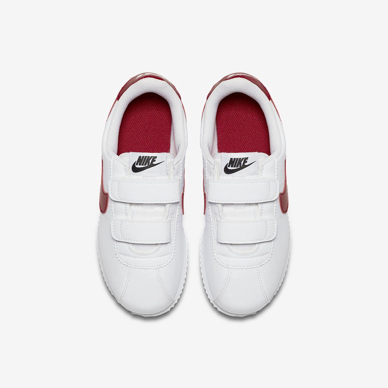 010983fc1 Nike Cortez Basic Sl Little Kids  Shoe - 1.5Y Red