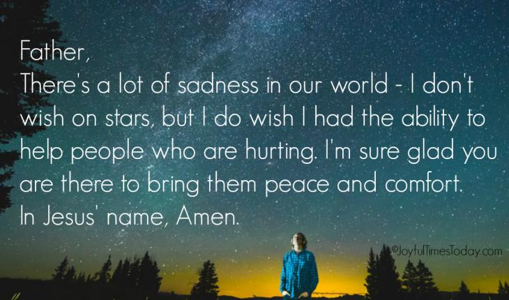 Evening Prayer ~ March 22 - JoyfulTimesToday.com