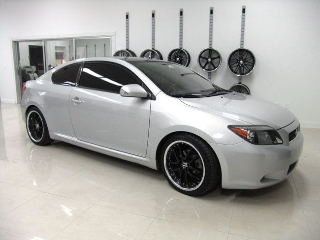 Wheels For All Cars Scion Tc Scion Sweet Ride