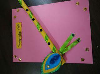 Art craft ideas and bulletin boards for elementary schools janmashtami idea also happy school softboard says pinterest rh