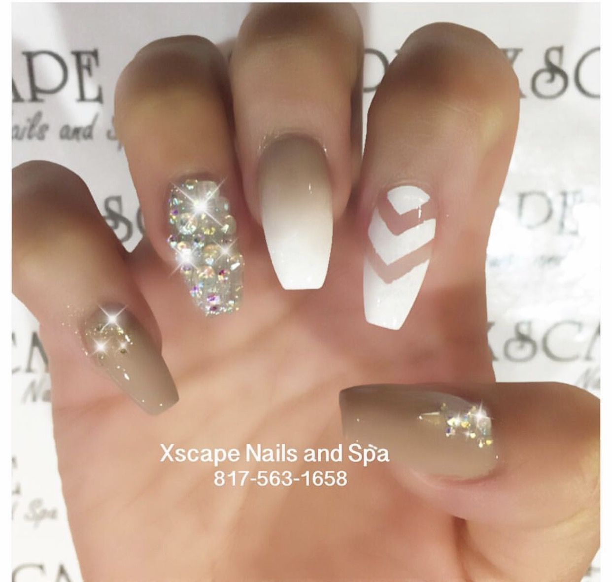 Contemporary New Years Nails Design Pinterest Illustration - Nail ...