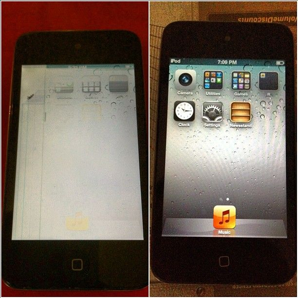 Pin By Swap It Out On Before After Iphone Repairs Iphone Repair Instagram Iphone