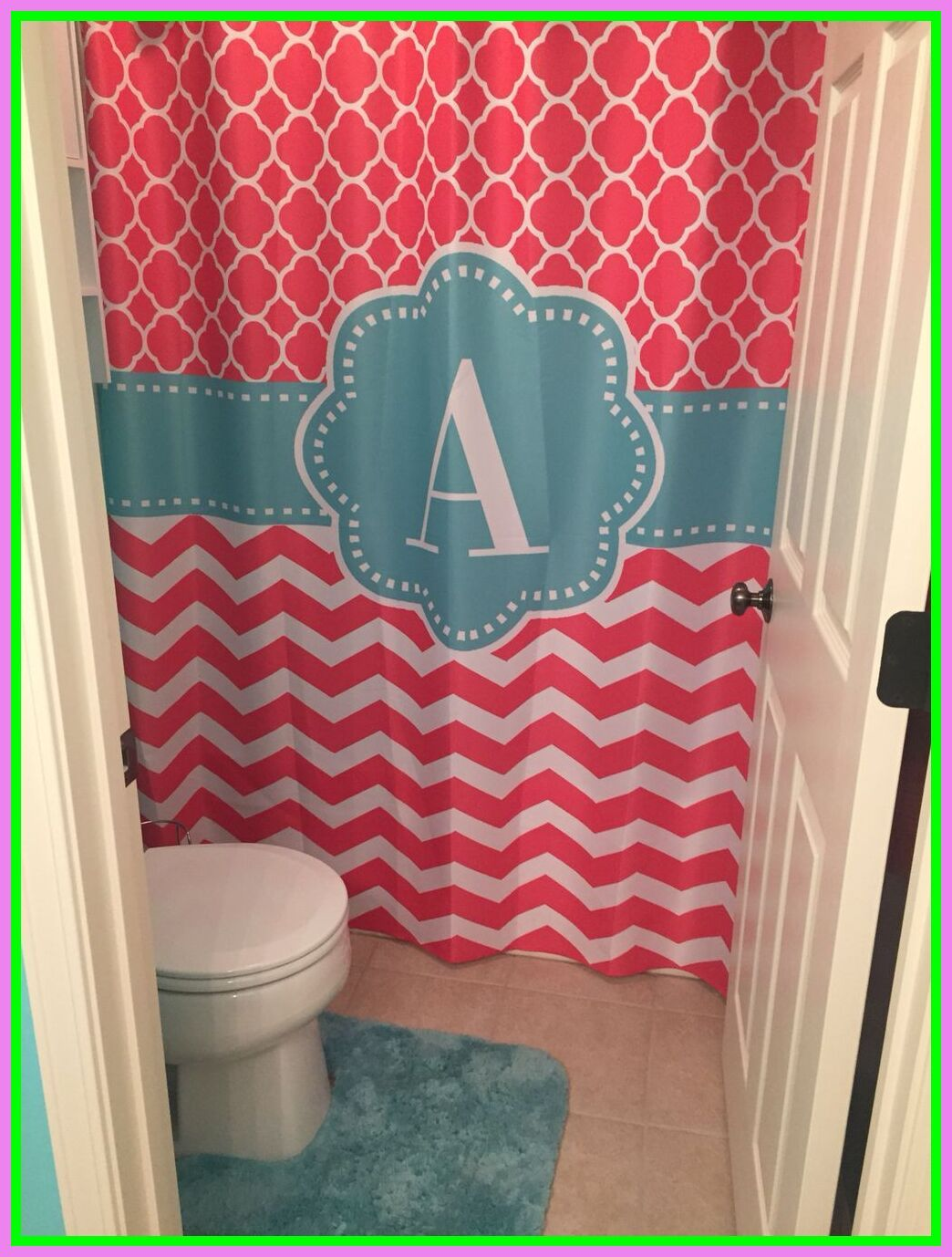 49 Reference Of Cute Bathroom Decor For Sale In 2020 Girl Bathroom Decor Cute Shower Curtains Girls Bathroom Shower Curtain