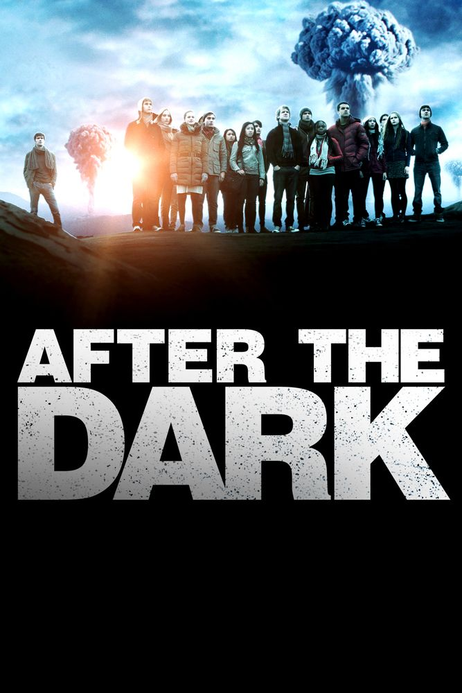 After The Dark Movie Poster James D Arcy Sophie Lowe Daryl