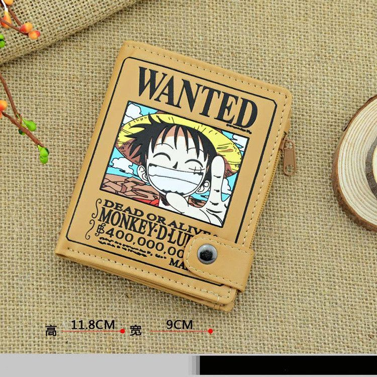 One Piece Wallets