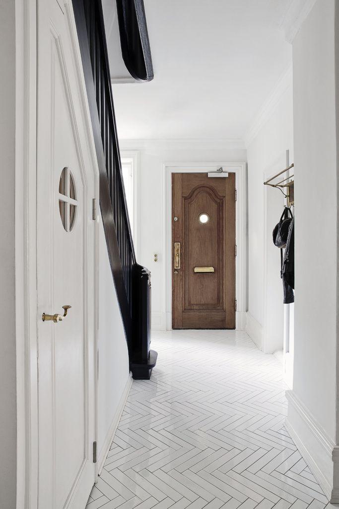 Floor Tiles Cottage Remodel Pinterest Front Doors Villas And Hall