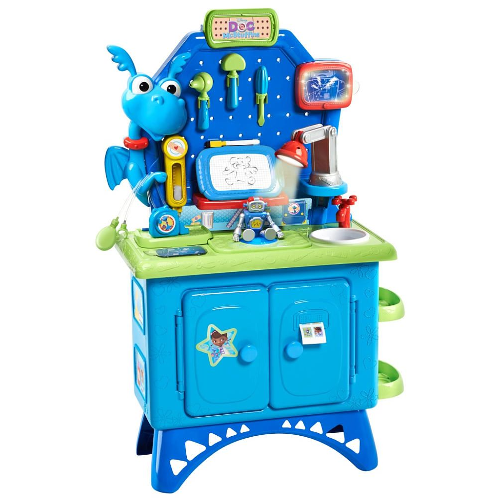 Just Play Toys : Disney jr doc mcstuffins stuffy check up center just