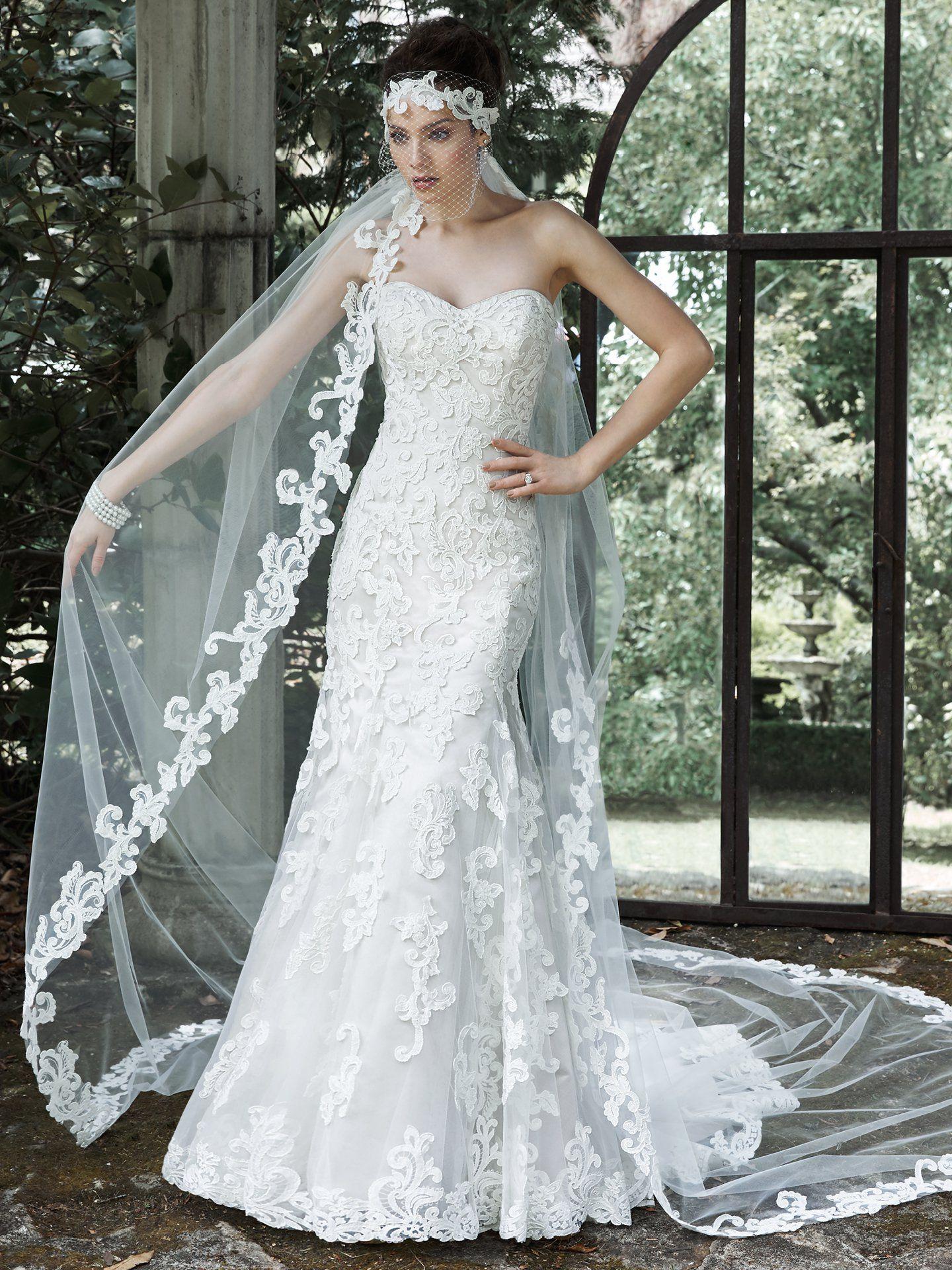 Maggie Sottero Wedding Dress Patterns