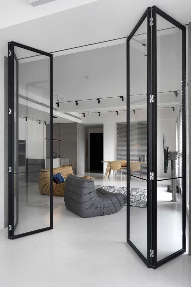 Raumteiler: 60 Modelle von Dekoration und Materialien – Neu