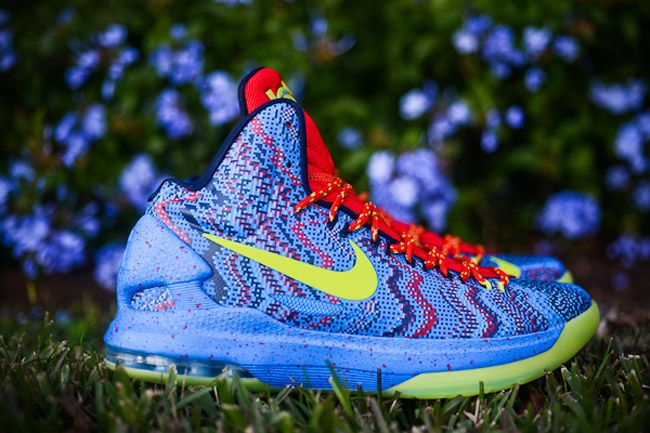 KD V x Nike Basketball Christmas Pack