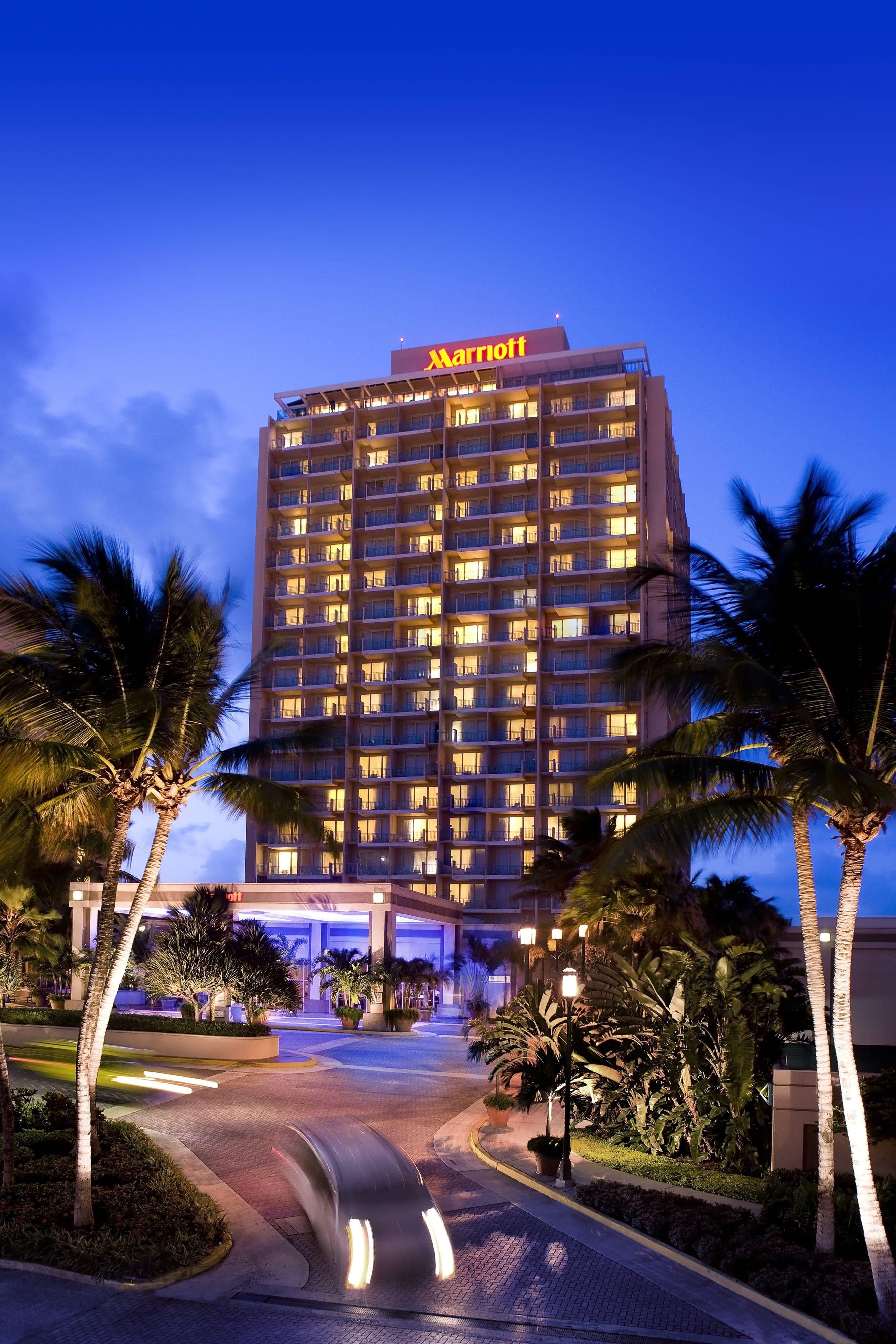 San Juan Marriott Resort Puerto Rico Best Hotels Top