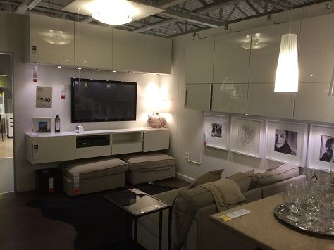I was at Ikea last weekend looking at furniture and came across this  display in the middle of the maze like store  Called  Small Spaces   this  is IKEA. photo 5 small   My shouse is a very very very fine shouse