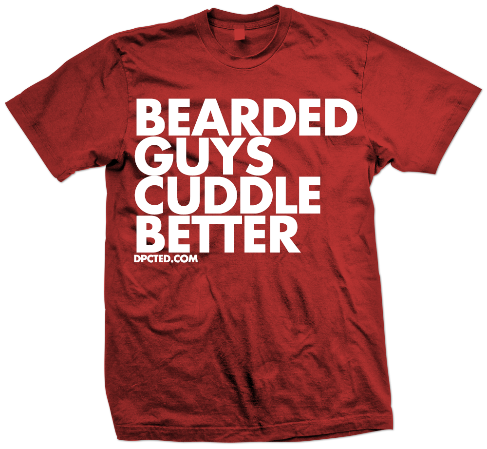 bearded guys   ducted apparel