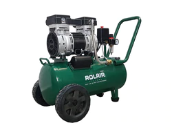 Rolair Jc30wh Ultra Quiet 2hp 30l Oil Free Air Compressor In 2020 Air Compressor Quiet Air Compressor Air Tools