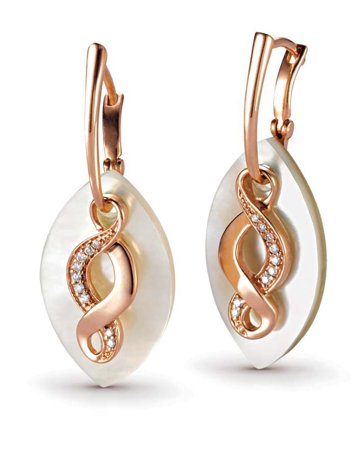 Rose gold and Diamonds | Mia: You\'ll love to go to work with Mia ...