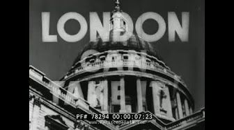 London Can Take It - YouTube