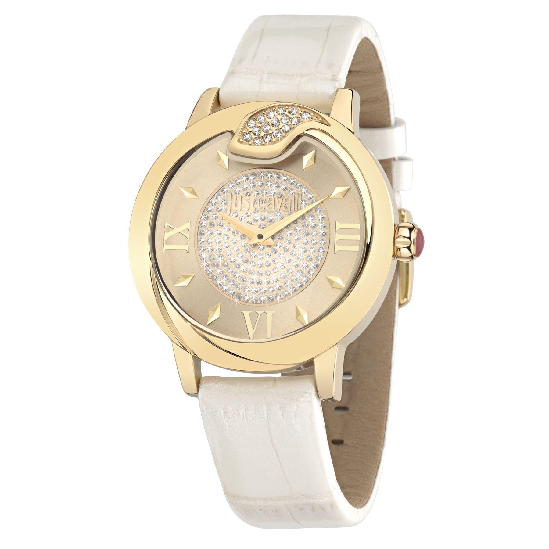 Just Cavalli Women's Spire Quartz Watch