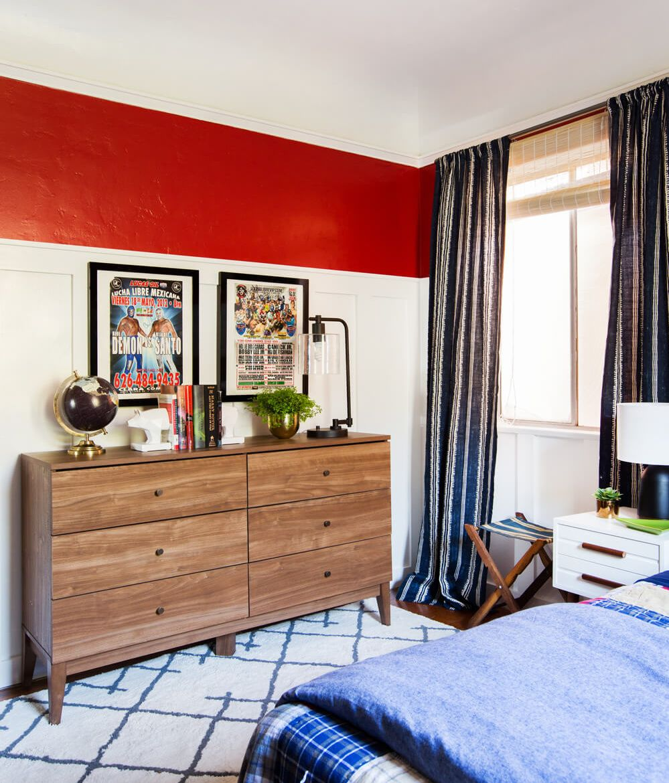 Sylvia's Makeover: Ricky's Bedroom