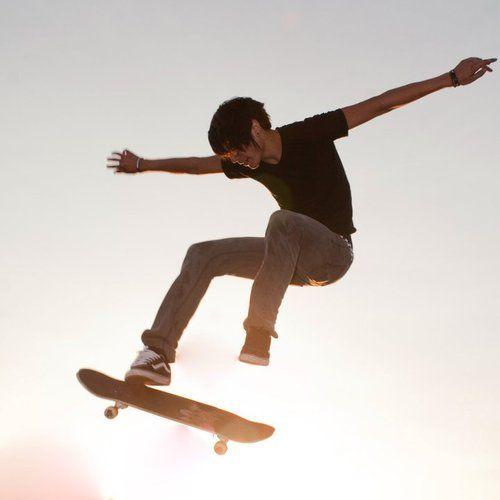 Skateboard Skateboard Boy Skateboard Deck Art Snow Surfing