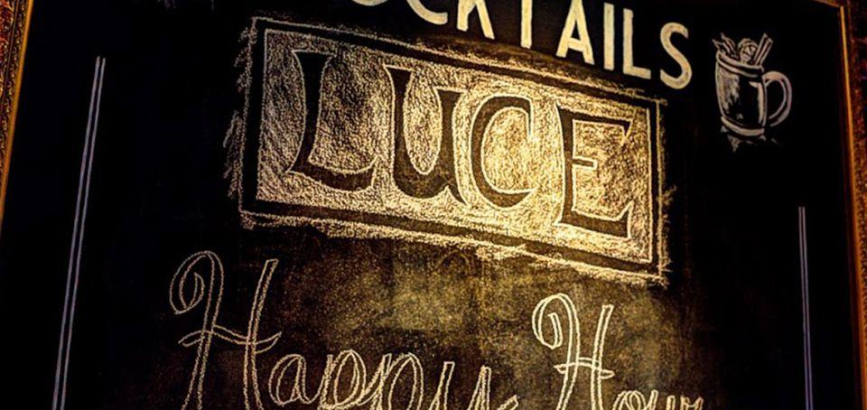 Luce Bar And Grill Kitchen Bar San Diego Diego