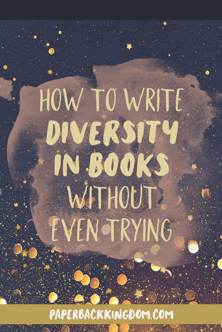 Help with diversity essay