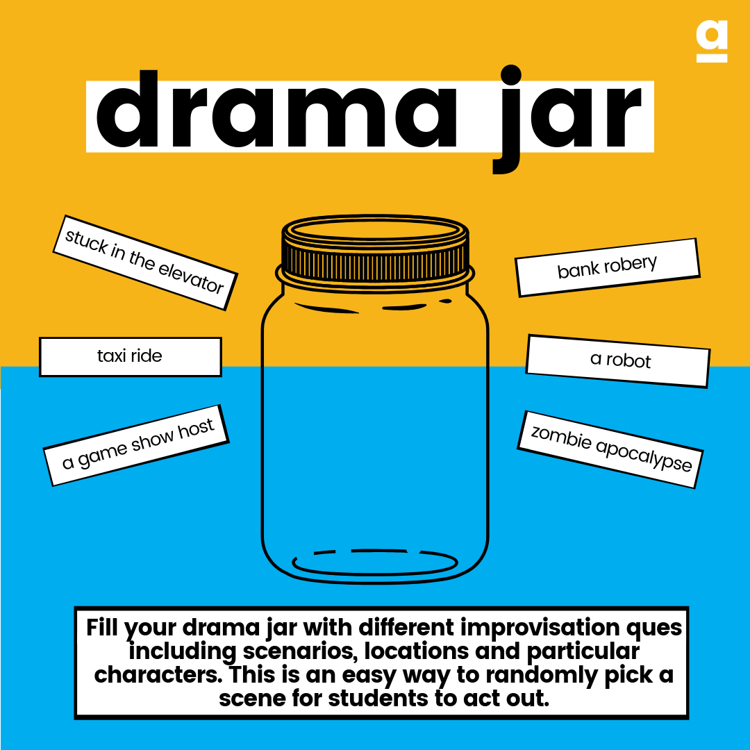 Every Drama Teacher Should Have A Few Easy Class