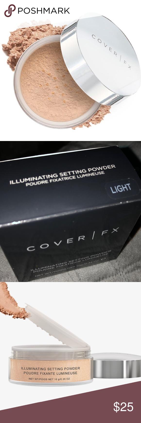 cover ғх ILLUMINATING SETTING POWDER LIGHT in 2020