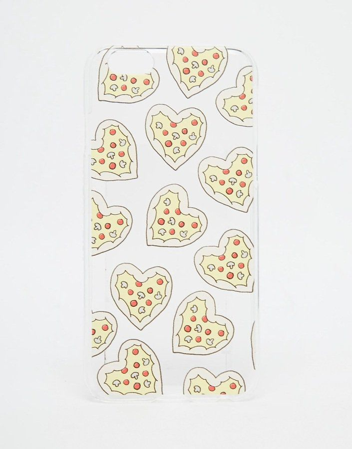Pin for Later: 80+ Gifts For the Junk Foodie in Your Life Skinnydip Heart Pizza iPhone 5c Case ($22) Skinnydip Heart Pizza iPhone 5c Case ($22)