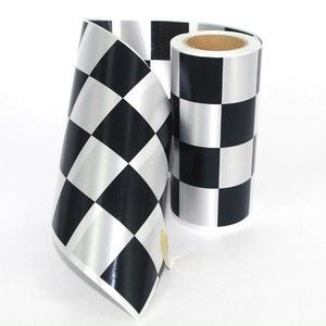 Chequered Ribbon Ea   Party Supply   Paper Party Supplies and Goods Melbourne