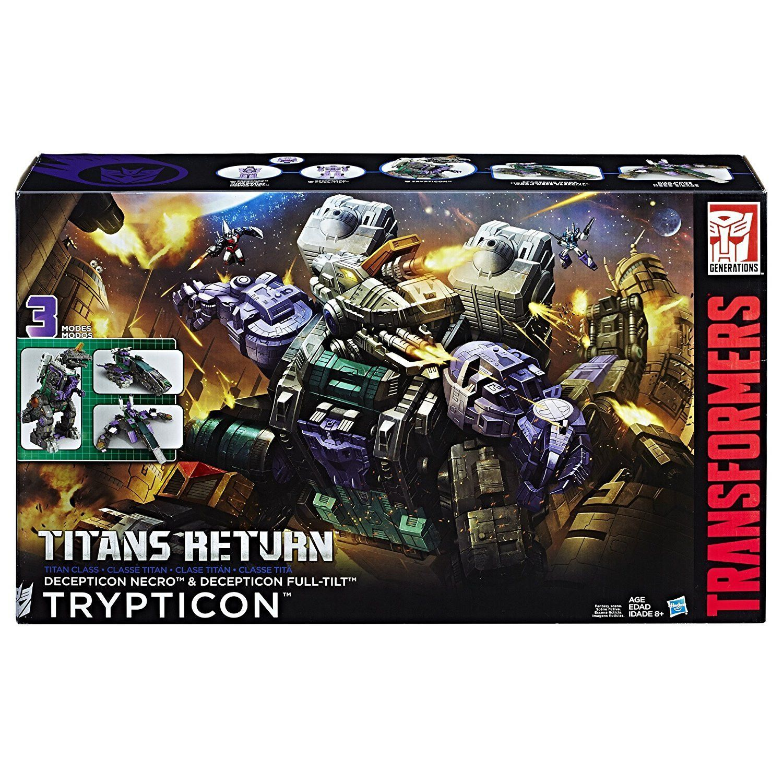 Transformers Hasbro Generations Titans Return Dinobot Legends Action Figures
