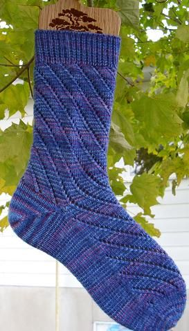 Chaussettes Tourbillon Whirly Socks By Louise Robert Free
