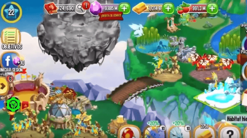 6f9315131d0b315fbd7c8800909aa85d - Dragon City 9.14.1 Apk + Mod