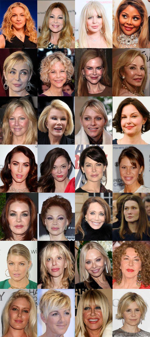 Tu Cara Me Suena Celebrities Vips S Moda El País Cara De Sueño Caras Caras Famosas