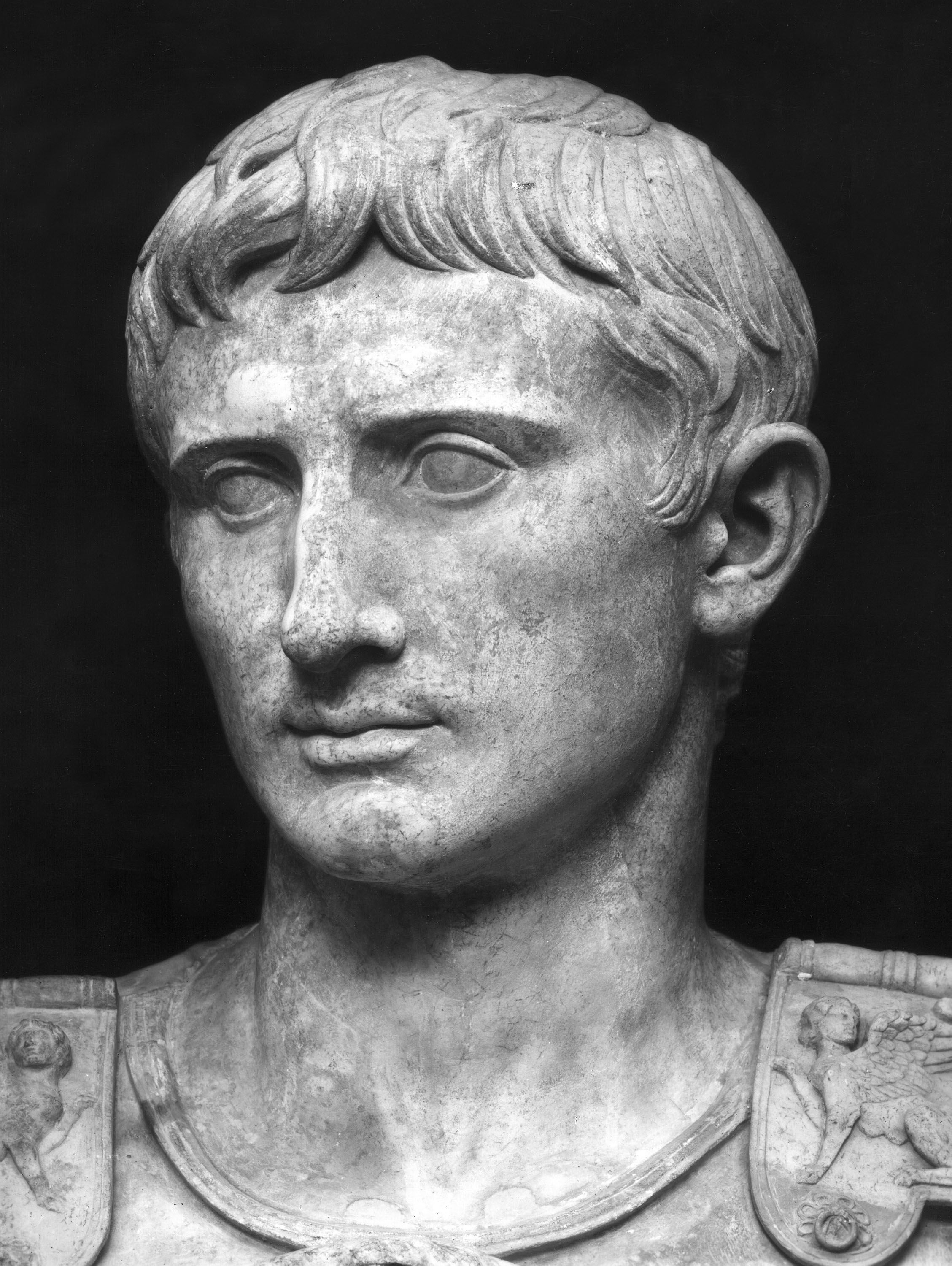 Augustus Becomes The First Emperor Of The Roman Empire