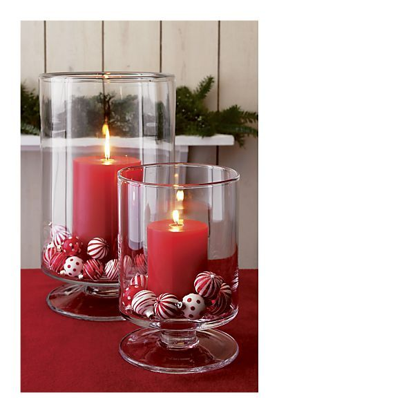 Hurricane Candleholders Crate And Barrel 24 95