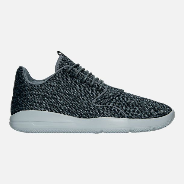 37a1b7da1c5f Right view of Men s Air Jordan Eclipse Off Court Shoes in Cool Grey Black Wolf  Grey  50 versus  150-175